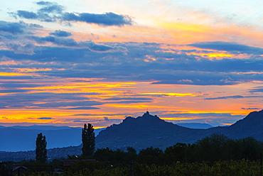 Treskavec Monastery on Mount Zlato, Macedonia, Europe