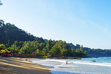 Khao Lak beach, Phang Nga Province, Thailand, Southeast Asia, Asia