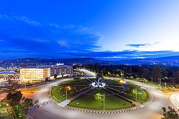 Radisson Hotel and Convention Center, Kigali, Rwanda, Africa