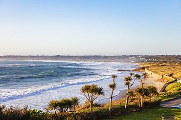 St. Ouen's Bay, Jersey, Channel Islands, United Kingdom, Europe