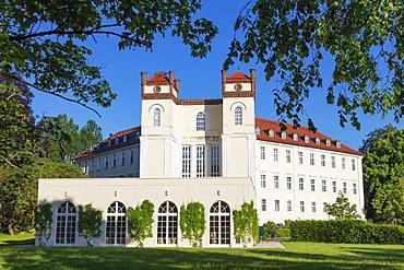 Schloss Lubbenau, UNESCO Biosphere Site, Spreewald, Brandenburg, Germany, Europe