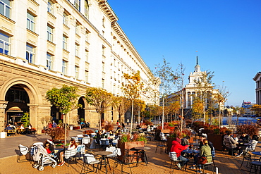Palace of Justice, Sofia, Bulgaria, Europe
