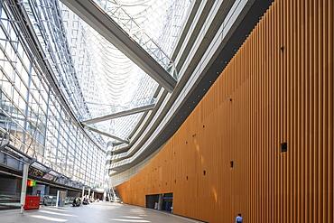 Tokyo International Forum, Tokyo, Japan, Asia