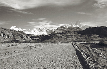 Mount Fitzroy, El Chalten, Patagonia, Argentina, South America