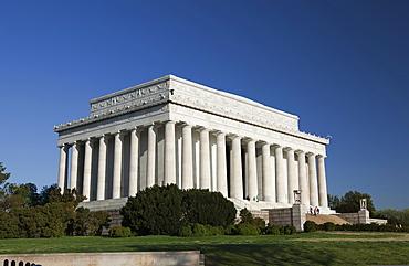 The Lincoln Memorial, Washington D.C., United States of America, North America