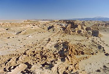 Valle de la Luna, Atacama desert, Chile, South America