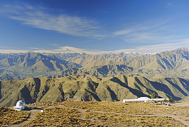 El Tololo observatory, Elqui Valley, Chile, South America