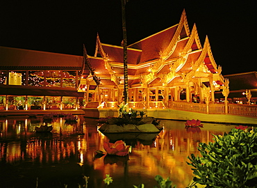 Phuket Fanta Sea Cultural Theme Park, Thailand