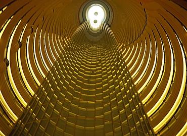 Pudong Jin Mao Tower, Shanghai, China