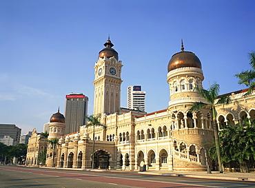 Sultan Abdul Samad,Kuala Lumpur, Malaysia
