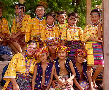 Bagobos Tribes people