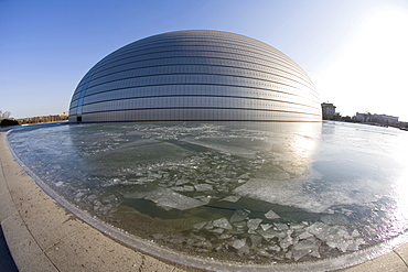 National Grand Theatre, Beijing, China