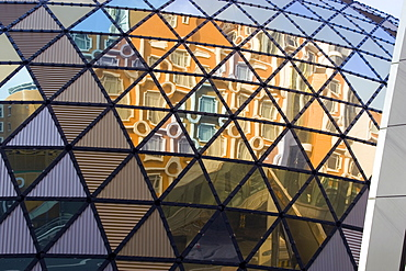 Modern architecture (Grand Lisboa), Macau