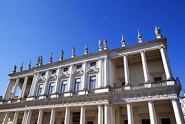 Palazzo Chiericati, Vicenza, Veneto, Italy, Europe
