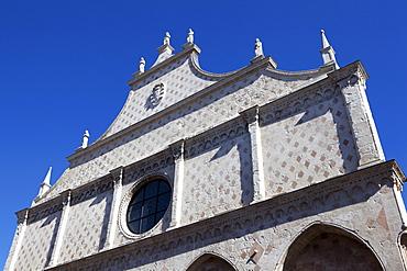 The church of San Corona, Vicenza, Veneto, Italy, Europe
