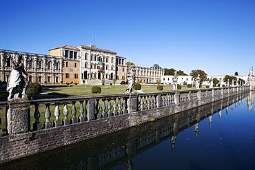Villa Contarini, Vicenza, Veneto, Italy, Europe