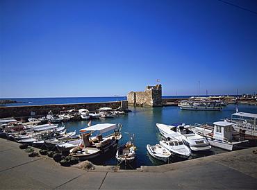 Byblos Port, Lebanon, Middle East