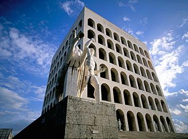 E.U.R. (Esposizione Universale Romana), Rome, Lazio, Italy, Europe