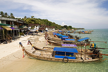 Ton Sai Bay, Phi Phi Don Island, Thailand, Southeast Asia, Asia