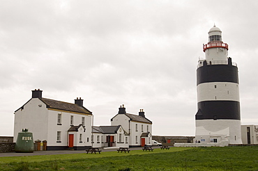 Hook Head Lighthouse, County Wexford, Leinster, Republic of Ireland (Eire), Europe