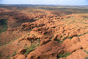 Kings Canyon National Park, Northern Territory, Australia, Pacific