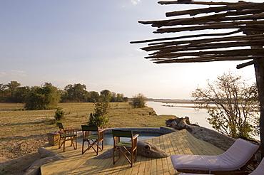 Kalamu Tented Camp, South Luangwa National Park, Zambia, Africa