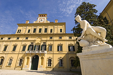 Palazzo Ducale, Headquarters of European Food Safety Authority, Parma, Emilia-Romagna, Italy, Europe
