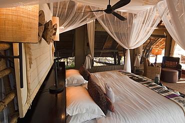 Savuti Camp, Savute Channel, Linyanti, Botswana, Africa