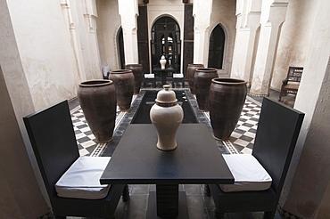 Dar Darma Riad, Marrakech, Morocco, North Africa, Africa