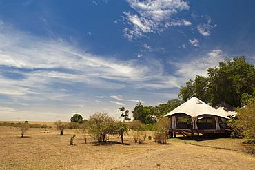 Mara Plains Tented Camp, Masai Mara, Kenya., East Africa, Africa