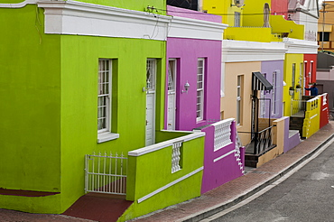 Bo-Kaap district, Cape Town, South Africa, Africa