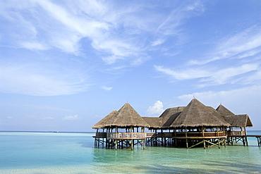 Soneva Gili Resort, Lankanfushi Island, North Male Atoll, Maldives, Indian Ocean, Asia