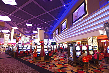 Planet Hollywood Casino, Las Vegas Strip, Las Vegas, Nevada, United States of America, North America