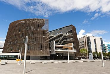 Biomedical Research Park, La Barceloneta, Barcelona, Catalonia, Spain, Europe