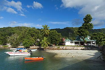 La Digue, Seychelles, Indian Ocean, Africa