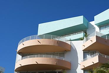 Ocean Drive, South Beach, Miami Beach, Florida, United States of America, North America