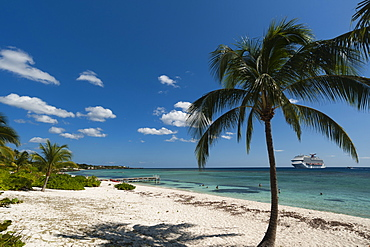Spotts Beach, Grand Cayman, Cayman Islands, West Indies, Caribbean, Central America