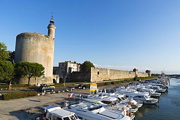 Aigues-Mortes, Camargue, Gard, Languedoc-Roussillon, France, Europe
