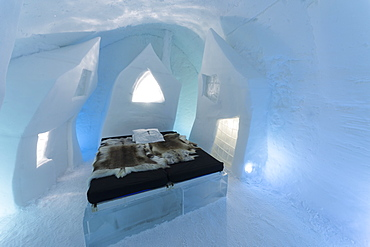 Ice Hotel, Jukkasjarvi, Sweden, Scandinavia, Europe