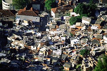 Favela, Rio de Janeiro, Brazil, South America