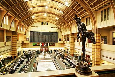 Stock Exchange, Amsterdam, The Netherlands (Holland), Europe