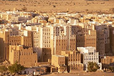 Shibam, UNESCO World Heritage Site, Hadramaut, Republic of Yemen, Middle East