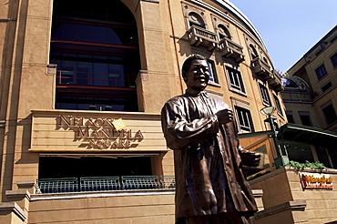 Mandela Square, Sandton district, Johannesburg, South Africa