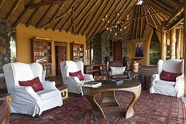 Ol Donyo Wuas Lodge, Chyulu Hills, Kenya, East Africa, Africa