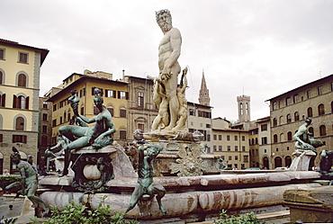 Piazza Palimento, Florence, Tuscany, Italy, Europe