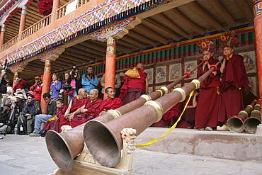 Hemis Festival, Ladakh, India, Asia
