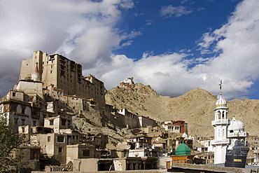 Leh Palace, Leh, Ladakh, India, Asia