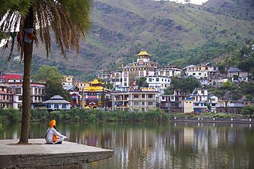 Sadhu,Tso Pema, Himachal Pradesh, India, Asia