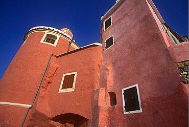 Church, Tellaro, Liguria, Italy