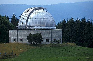 Observatory, Asiago upland, Bikers' itinerary, Veneto, Italy